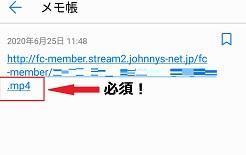 情報 局 動画 url